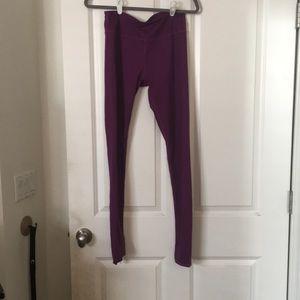 Purple Fabletics Leggings